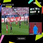 Benfica 3-[3] Santa Clara - Crysan 82' (penalty + call)