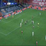 Genoa 0-1 Parma - Andreas Cornelius 18'