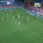 Genoa 1-[4] Parma - Dejan Kulusevski 87'