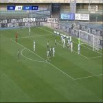 Hellas Verona 0-1 Napoli - Arkadiusz Milik 38'