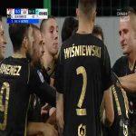 ŁKS Łódź 0-3 Górnik Zabrze - Giorgos Giakoumakis 61' (Polish Ekstraklasa)