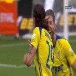 Oskar Zawada (Arka Gdynia) disallowed goal vs. Zagłębie Lubin (59', Polish Ekstraklasa)