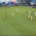 Spal 0-1 Cagliari - Giovanni Simeone 90+3'