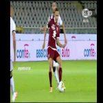 Torino [1]-0 Udinese - Belotti 16'