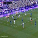 Valladolid 0-1 Getafe: Jaime Mata goal 41'