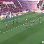 Girona 1-0 Numancia - Samuel Saiz 3'