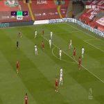 Liverpool [3] - 0 Crystal Palace - Fabinho 55'