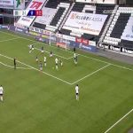 Odd [4]-1 Vålerenga - Torgeir Børven 90+2' hat-trick