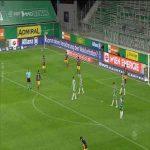 Rapid Wien 1-[3] Dominik Szoboszlai 39' (nice goal)