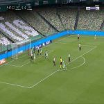 Betis 1-0 Espanyol - Marc Bartra 48'