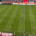 Braga 1-0 Vitoria Guimaraes - Paulinho 1'