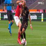 Braga 1-[1] Vitoria Guimaraes - Andre penalty 14'