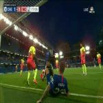 Chelsea [2]-1 Manchester City: Willian penalty goal 78'