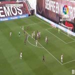 Rayo Vallecano [1]-1 Sporting Gijon - Yacine Qasmi 76'