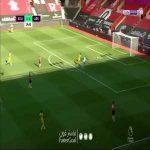 Southampton 0-1 Arsenal - Eddie Nketiah 20'