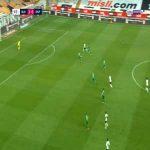 Besiktas 3-0 Konyaspor - Jeremain Lens 52'