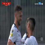 GKS Jastrzębie 0-1 Chojniczanka Chojnice - Janusz Surdykowski 15' (Polish I liga)