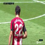 Athletic Bilbao 1-0 Mallorca - Raul Garcia penalty Goal