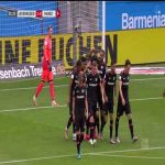 Bayer Leverkusen 1-0 Mainz: Volland 2'
