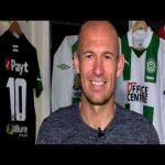 BREAKING: Arjen Robben signs for FC Groningen