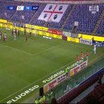 Cagliari 3-[2] Torino - Andrea Belotti 65'