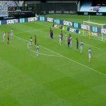 Celta Vigo [2]-2 Barcelona: Iago Aspas free kick goal 88'
