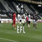 Derby County 2-0 Reading: Rooney PK 45+2'