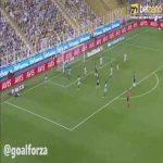 Fenerbahce 1-0 Yeni Malatyaspor - Vedat Muriqi 70'