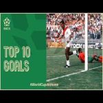 #Mexico70 | Top 10 Goals