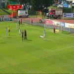 Olimpia Grudziądz 0-3 GKS Tychy - Szymon Lewicki 63' (Polish I liga)