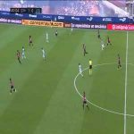 Osasuna 1-[1] Leganés - Javier Avilés 50'