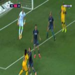 Trabzonspor 1-[1] Ankaragucu - Gerson Rodrigues penalty 63'