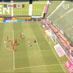 Werder Bremen 4-0 FC Köln - Davy Klaassen 55'