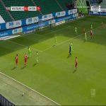 Wolfsburg 0-4 Bayern München - Thomas Müller 79'