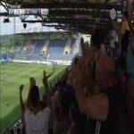 Zalaegerszegi TE [1]-1 Fehérvár FC - Babati 83' (Great goal from halfway line)