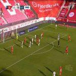 Brann 1-0 Rosenborg - Gilbert Koomson 5'