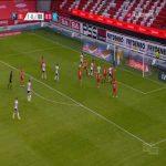 Brann 1-[1] Rosenborg - Even Hovland 45+2'