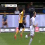 Dynamo Dresde 1-0 Osnabruck - Marco Terrazzino 23'