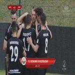 Górnik Polkowice [4]-1 Widzew Łódź - Dominik Radziemski 41' (great assist, Polish II liga)