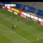 Hamburger SV 0-1 Sandhausen - Kevin Behrens 13'