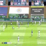 Leicester 0-0 Chelsea : great save by Schmeichel to deny Pulisic
