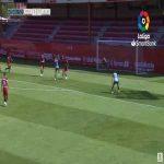 Mirandes 1-[2] Almeria - Jose Corpas Serna 45'+3'