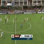 Mjøndalen 0-2 Kristiansund - Amahl Pellegrino 86'