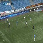 Molde 1-0 Stabæk - Magnus Wolff Eikrem 19'