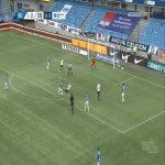 Molde 2-0 Stabæk - Erling Knudtzon 55'