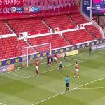 Nottingham Forest 3-0 Huddersfield - Ryan Yates 85'