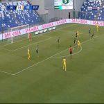 Sassuolo 0-1 Verona - Darko Lazovic 51'