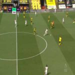 Watford 0-1 Southampton - Danny Ings 16'