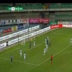 Chievo 2-0 Frosinone - Emanuel Vignato 56'