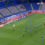 Getafe 1-[1] Real Sociedad - Adnan Januzaj 57'